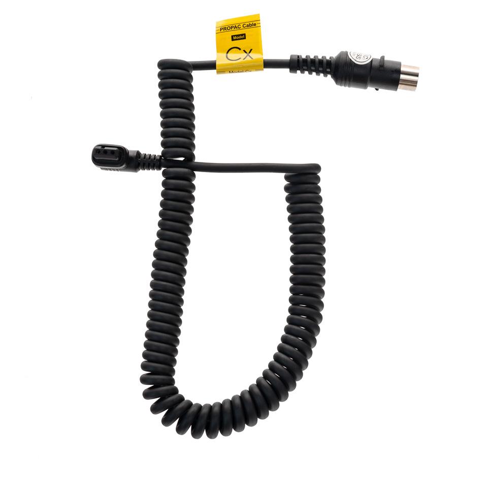 Napájecí kabel pro bateriový zdroj Godox PB960 a blesk - Canon Cx