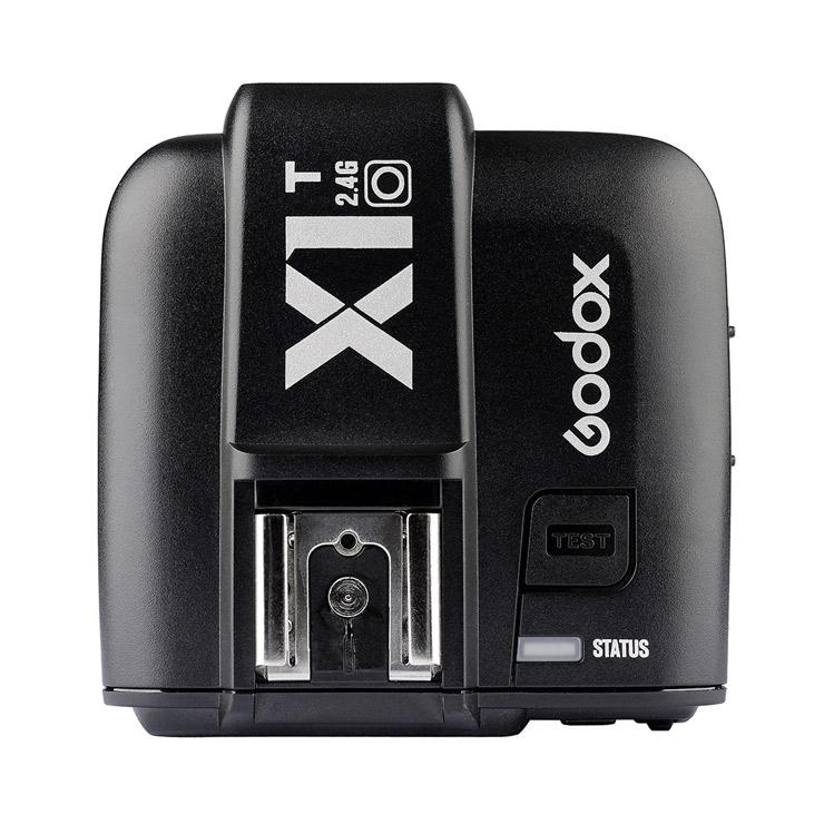 Radiová řídící jednotka Godox X1T pro Olympus / Panasonic