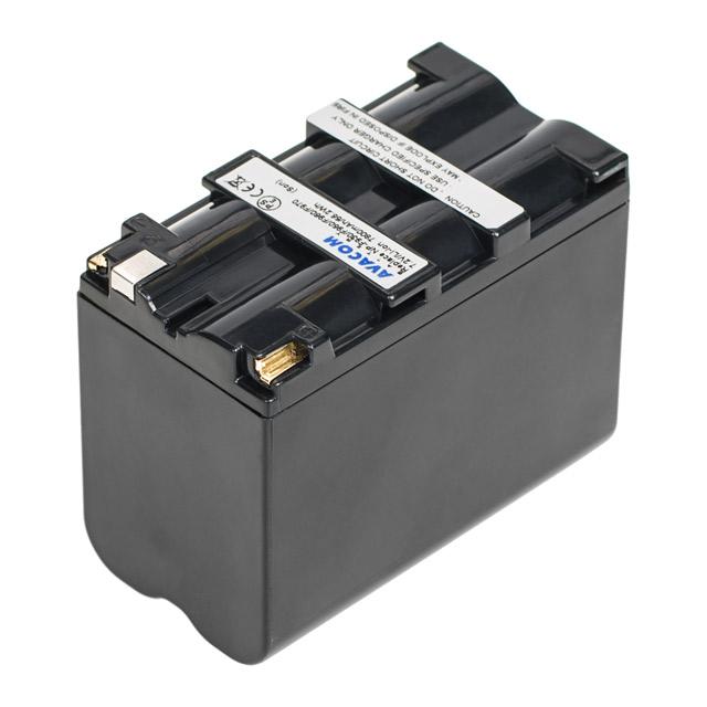 Baterie AVACOM NP-F970 7.2V 7800mAh pro LED světla