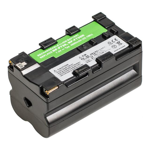 Baterie AVACOM NP-F730 7.2V 4600mAh pro LED světla